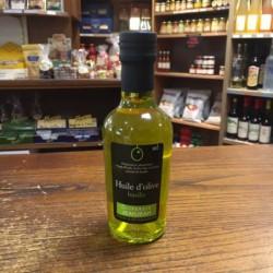 Huile d'olive au Basilic...