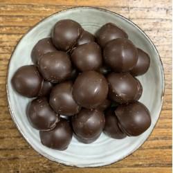 Boules chocolat vanille