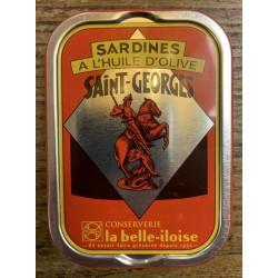 Sardines Saint-Georges à...