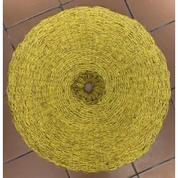 Scourtin ø80cm jaune indien