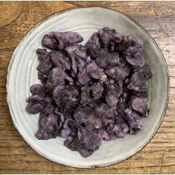 Pétales de violettes...