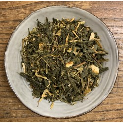 Thé vert Japan Lime