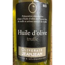 Huile d'olive BIO à la...