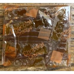 Caramel au chocolat et...