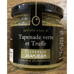 Tapenade Verte et Truffe 85g