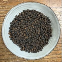 Poivre noir Malabar d'Inde