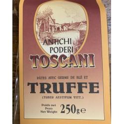 Pâtes à la truffe de Toscane