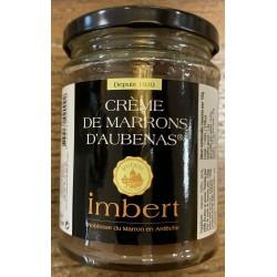 Crème de marrons Imbert