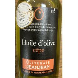Huile d'olive au Cèpe BIO 25cl