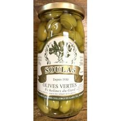 Olives vertes Picholines du...