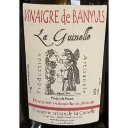 Vinaigre de Banyuls rouge