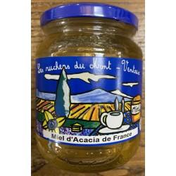 Miel d'acacia de France 500g