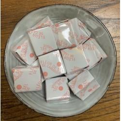 Caramels à la fleur de sel...
