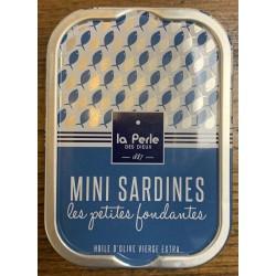 Mini sardines d'apéro