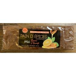 Pain d'épices miel et...